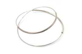 Maria van der Mel - Zilveren armband - 10627