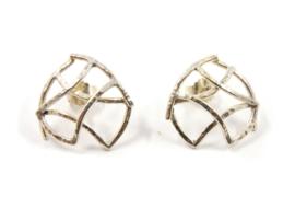 Dorien de Jonge - Zilveren oorstekers - 5O15