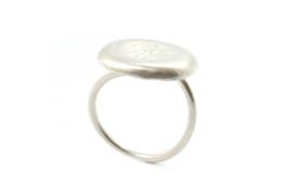Maja Lava - Ring zilver Cosmos collectie - 11346