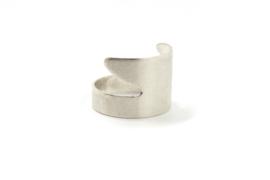 Nena Origins - Ring zilver 'birdtale' - 11283