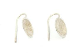Lesley Zijlstra - Oorhangers zilver - 10576