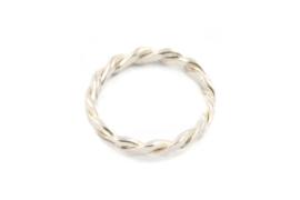 Galerie Puur - Ring gedraaid zilver - 11033