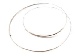 Maria van der Mel - Zilveren collier - 100628