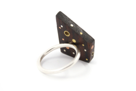 Klenicki Jewelry - Galaxy ring geometrisch - 11150