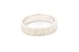Galerie Puur - Ring zilver gehamerd - 9712