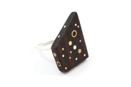Klenicki Jewelry - Galaxy ring geometrisch - 11150