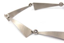 AW Edelsmeden - Titanium collier - AWC-1