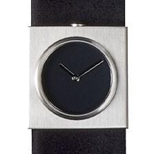 Horloge Claudia Schafer - zwart/zwart