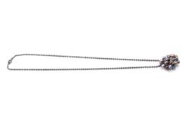 Erwin Borggreve - Collier met parel hanger - 10333