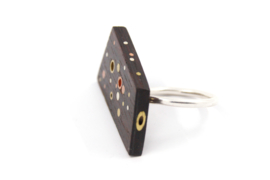 Klenicki Jewelry - Galaxy ring geometrisch - 11151