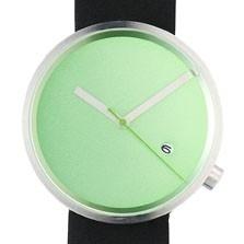 StudioLine design horloge - groen