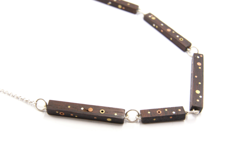 Klenicki Jewelry - Galaxy collier - 11152