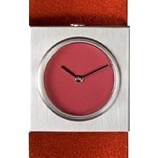 Horloge Claudia Schafer - rood/rood