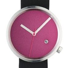 StudioLine design horloge - rood