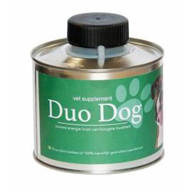 Duo Dog.  0.5  liter   Het product voor honden met vachtproblemen