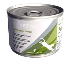 Trovet kattenvoer HRD kat ( horse ) 200 gram | natvoer | Licht verteerbare dieetvoeding voor katten met voedselovergevoeligheid