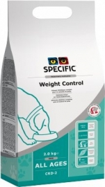 Specific hondenvoer CRD-2 - Weight Control