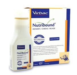 Nutribound hond | 3x150 mL smakelijk vloeibaar voer voor ziek of herstellende honden