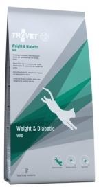 Trovet kattenvoer  WRD kat 3kg Dieetvoeding voor volwassen katten met overgewicht / diabetes