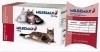 milbemax 2x2 kleine ontwormtablettten voor kittens