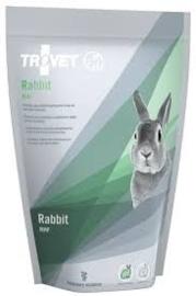 TROVET RABBITVOER  2.5 kg volledig gezondheidsvoer voor jonge en volwassen koijnen