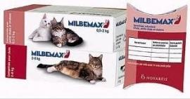 milbemax 20 kleine ontwormtablettten voor kittens