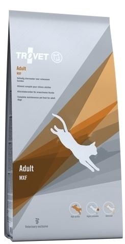 Trovet kattenvoer MXF kat 3 kg Volledige diervoeding voor volwassen katten