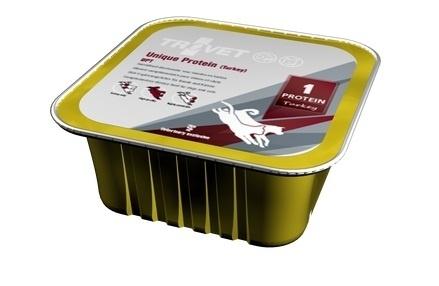 Trovet UPT kat ( turkey ) 100 gram | natvoer | Eliminatiedieet voor katten
