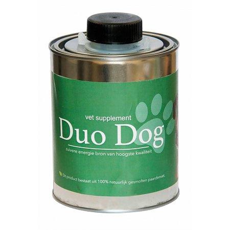Duo Dog.  1 liter   Het product voor honden met vachtproblemen