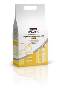 Specific Kattenvoer FCD-Light - Crystal prevention
