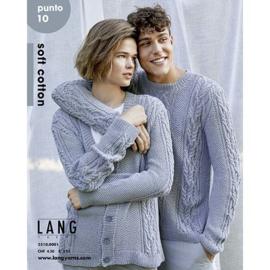 Lang Yarns - Punto No.10 - Soft Cotton