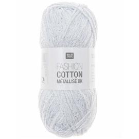 Fashion Cotton Métallisé DK - Kristal (012)