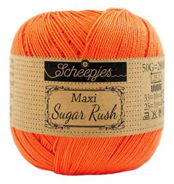 Scheepjes Maxi Sugar Rush - Royal Orange (189)