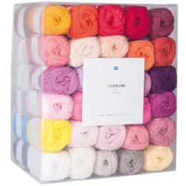 Ricorumi Set (60 kleuren)