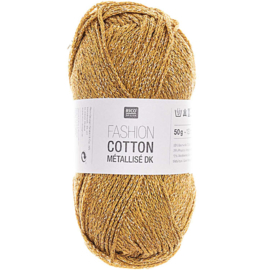Fashion Cotton Métallisé DK - Quartz (018)