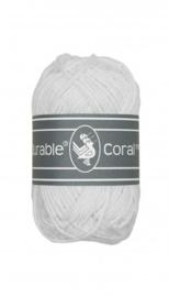 Durable Coral mini - White (310)