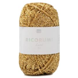 Ricorumi Lamé DK - Gold (002)