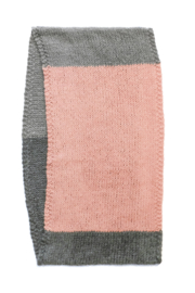 Breipatroon: Romeo sjaal