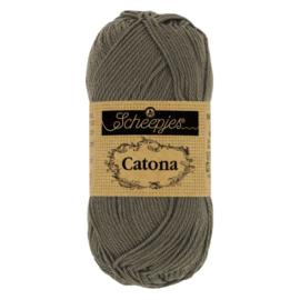 Scheepjes Catona - Dark Olive (387)