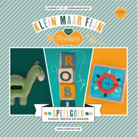 Scheepjes Klein Maar Fijn Nr. 02 - Speelgoed