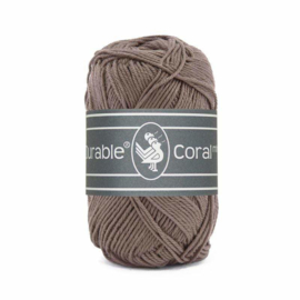 Durable Coral mini - Warm Taupe (343)