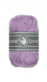 Durable Coral mini - Lavender (396)