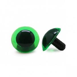 Veiligheidsogen groen