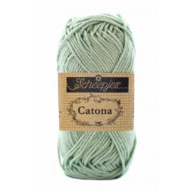 Scheepjes Catona - Silver Green (402)
