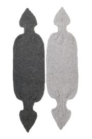 Breipatroon: Kinda Bow sjaal