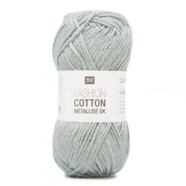 Fashion Cotton Métallisé DK - Chrom (010)