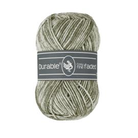 Durable Cosy fine faded - Dark Olive (2149)