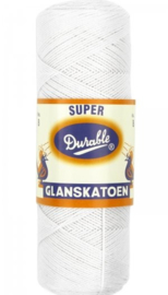 Durable Glanskatoen 8 - 009