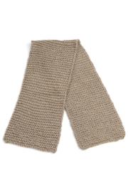 Breipatroon: Twinners Short sjaal