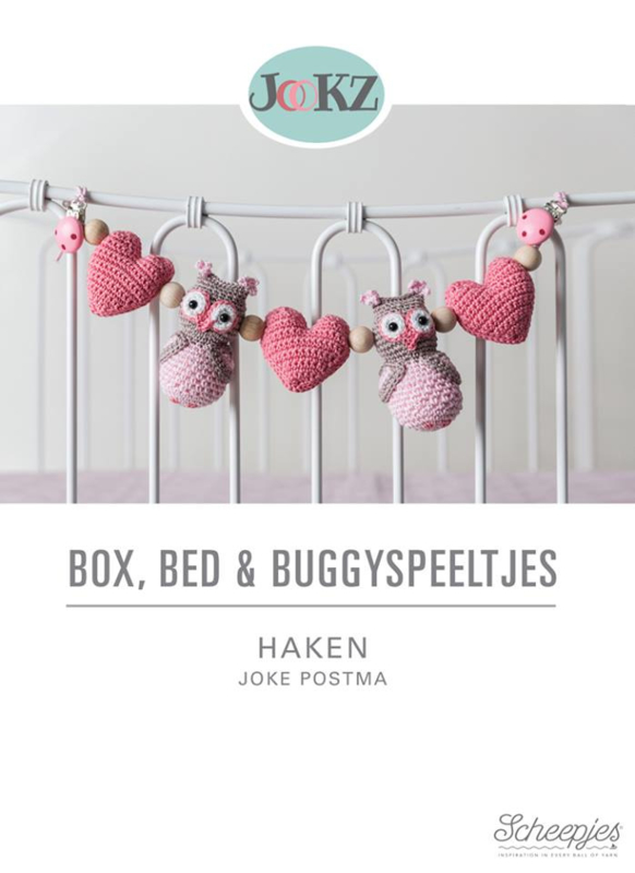 Box, bed en buggyspeeltjes